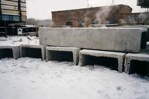 Марки бетона по морозостойкости